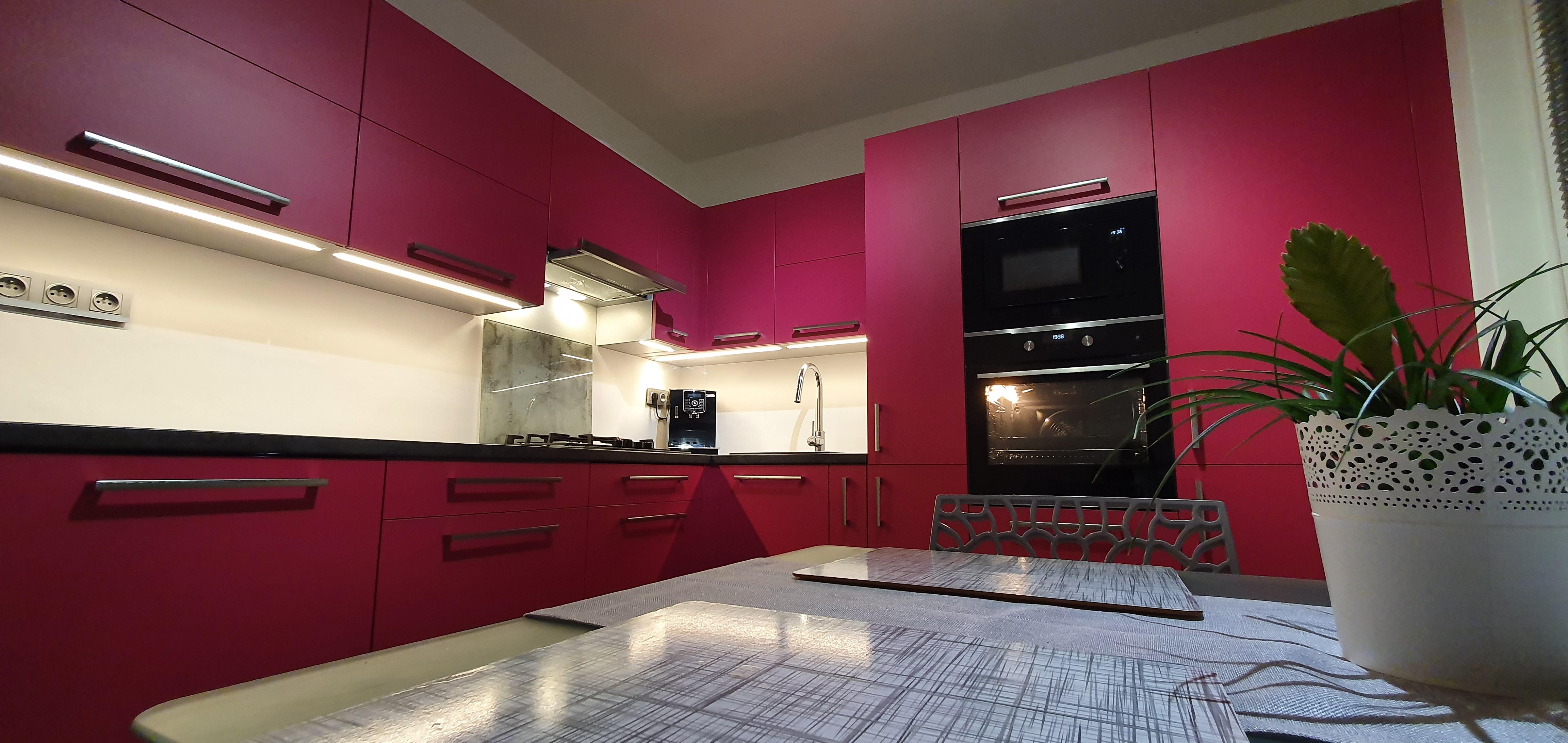 Slider kuchyně - 1